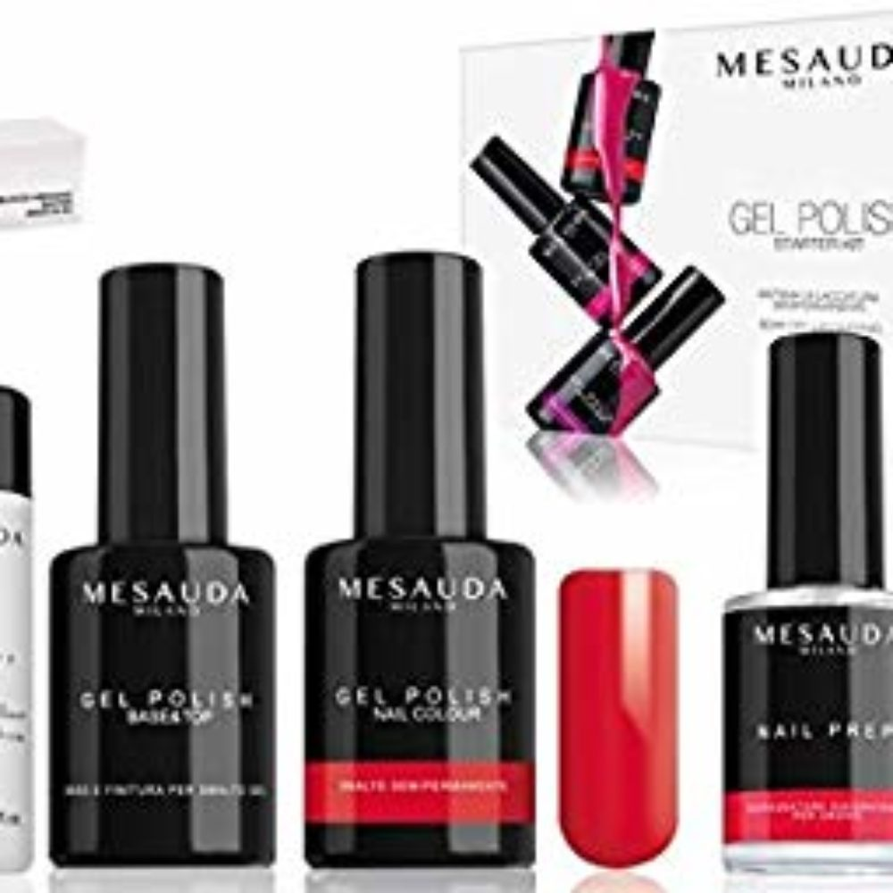 Mesauda Starter Kit Gel Polish