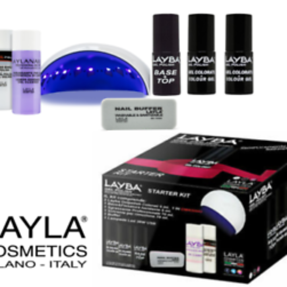 Layla Starter Kit Gel Polish
